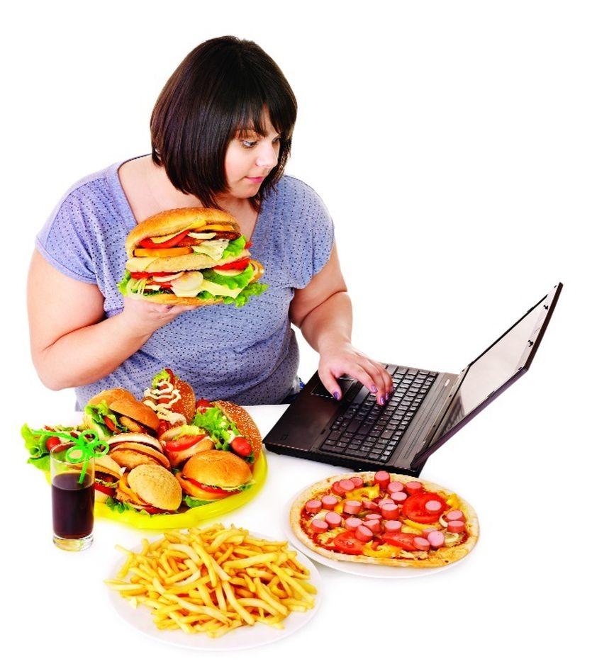 क्या हो यदि... मैं हफ्ते में 7 बार फास्ट फूड ही खाऊं