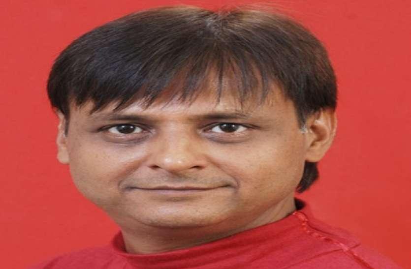 गुजरात कांग्रेस को एक और झटका, वरिष्ठ विधायक जवाहर चावड़ा ने पार्टी से दिया इस्तीफा