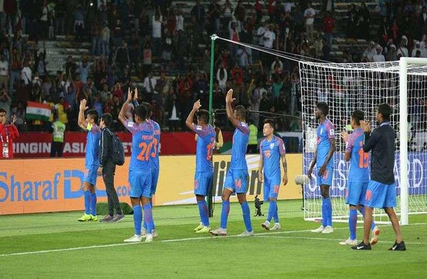 भारतीय अंडर-23 फुटबॉल टीम कतर के लिए रवाना, क्वालिफायर्स टूर्नामेंट खेलने को तैयार