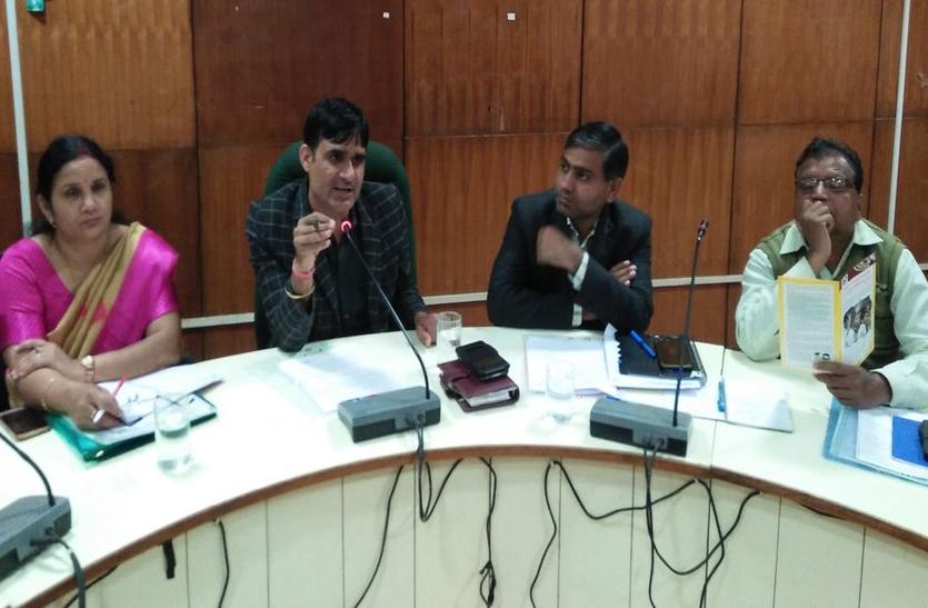 बच्चों की सुरक्षा के प्रति रहें सजग, राज्य बाल संरक्षण आयोग के सदस्यों ने ली बैठक