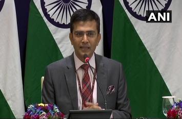 भारत ने पाकिस्तान को किया बेनकाब, विदेश मंत्रालय ने बताया जैश-ए-मोहम्मद का प्रवक्ता