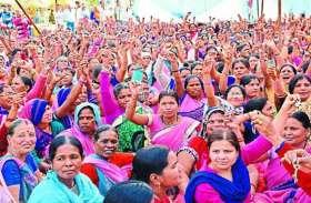 राजस्थान में आंगनवाड़ी कार्यकर्ताओं को पिछले 4 साल से नहीं मिल रही उनकी 'पहचान', सरकार से कई बार कर चुकी हैं मांग