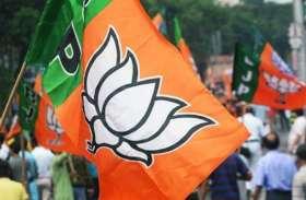 लोकसभा चुनाव में जीत के लिए भाजपा ने लिया बड़ा फैसला, इन सांसदों का टिकट काट नए को दिया मौका
