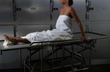 अर्थी पर जिंदा हो गयी वृद्ध महिला के लिए इमेज परिणाम