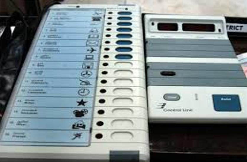विधानसभा चुनाव में उपयोग हुई ईव्हीएम मशीनों की हुई एफएलसी, बीना विस कह कुछ मशीनें शेष