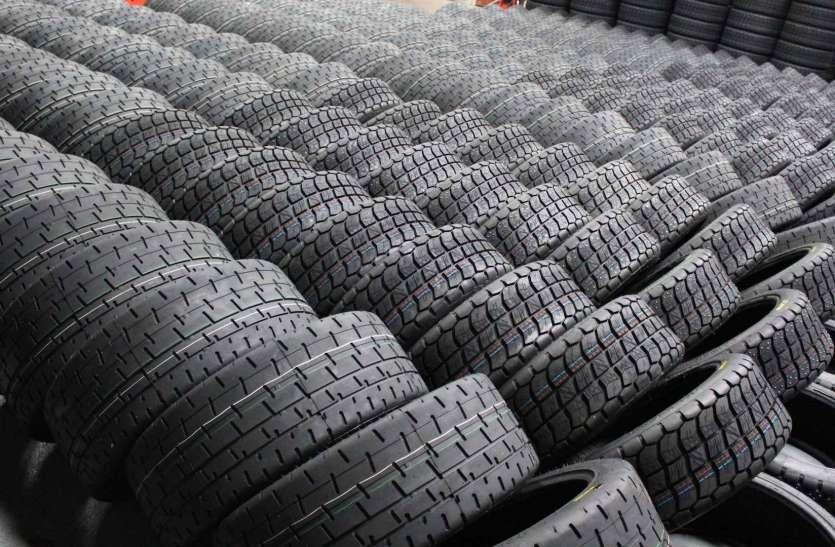 500 रुपए में किसी भी कार के टायर मिलते हैं इस मार्केट में, दूर-दूर से आते हैं लोग