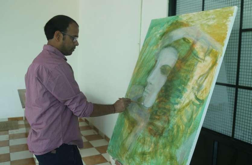 उदयपुर में पांच दिवसीय कला उत्सव 'लोकलोर ' शुरू, दिखेगी भारतीय आदिम जनजाति कला की झलक