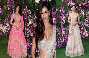 आकाश अंबानी और श्लोका मेहता की शादी में उमड़ा बॅालीवुड, देखें जाह्नवी से लेकर अमिताभ की खास फोटोज