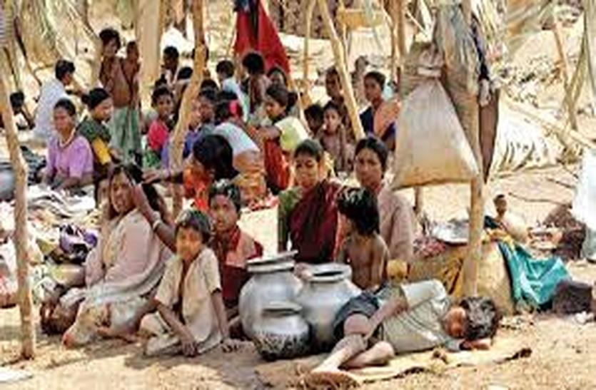 सिर्फ नाम का बीपीएल ठप्पा,ऑनलाइन के अभाव में योजनाओं का नहीं मिल रहा लाभ