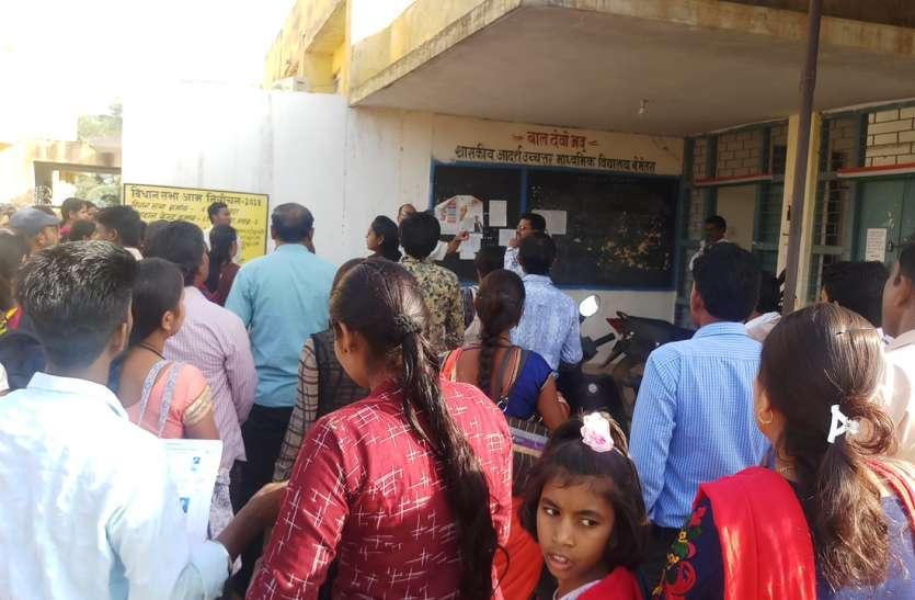 दो पाली में आज 7129 परीक्षार्थी दिलाएंगे शिक्षक पात्रता परीक्षा