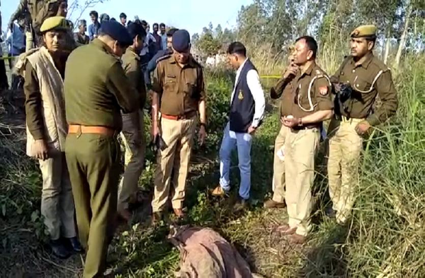 शर्मनाकः भतीजों ने पहले किया रेप, फिर आँख फोड़ीं और कर दी हत्या