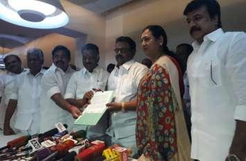 तमिलनाडु में NDA को मिली मजबूती, भाजपा-एआईएडीएमके-पीएमके गठबंधन में डीएमडीके भी शामिल