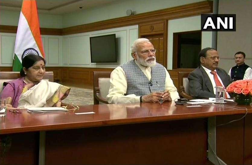 भारत-बांग्लादेश संबंधों को नया आयाम, पीएम मोदी और शेख हसीना ने किया कई परियोजनाओं का उद्घाटन