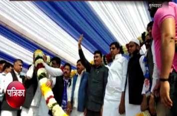 VIDEO: बसपा के बाहुबली नेता और प्रभारी ने बीजेपी पर लगाए गंभीर आरोप, कहा-मुझे भाजपा जेल में मरवाना चाहती थी