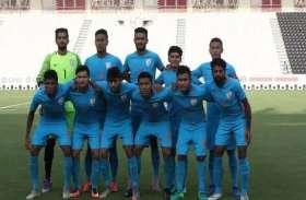 एएफसी यू-23 क्वालिफायर्स से पहले कतर के खिलाफ दोस्ताना मैच से खुद को परखेगा भारत