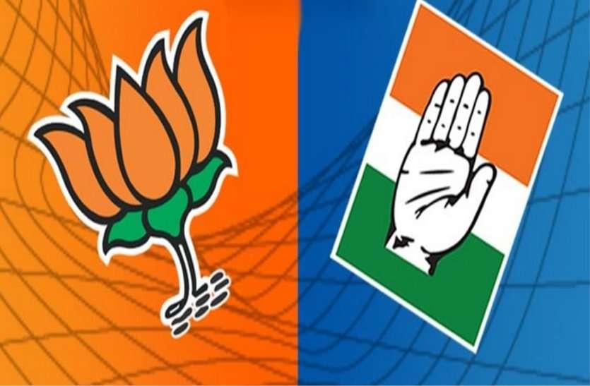 #loksabha election 9 बार कांग्रेस और 6 बार भाजपा के कब्जे में रही होशंगाबाद सीट