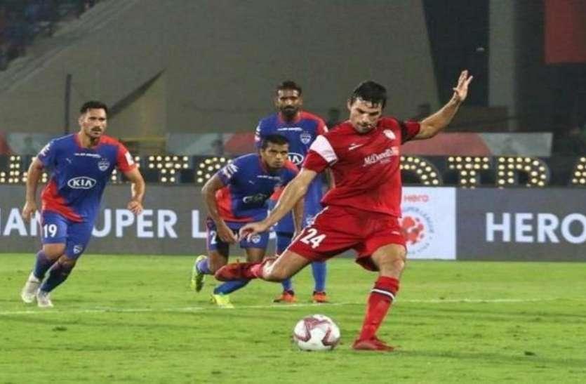 ISL-5: नार्थईस्ट का सपना टूटा, बेंगलुरु ने 3-0 से हराकर दूसरी बार फाइनल में बनाई जगह