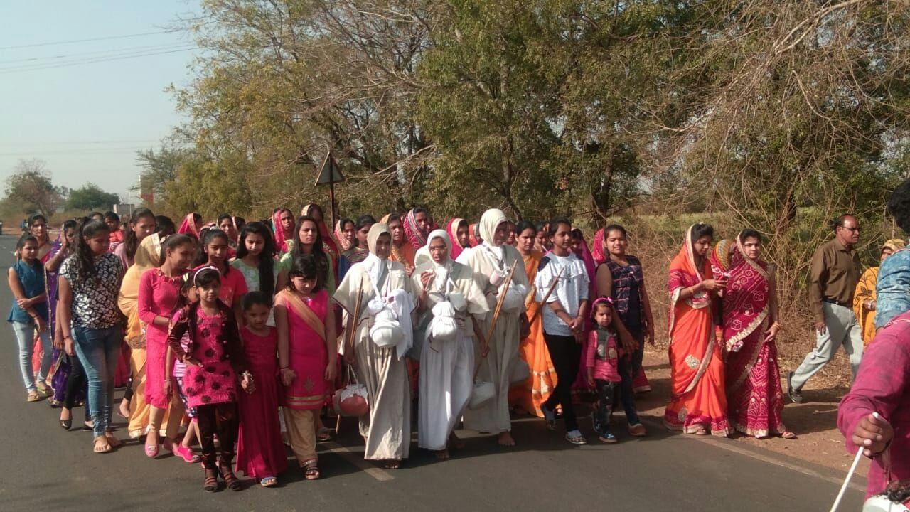 तीन दिन चलेगा केसरियानाथ जैन मंदिर जिर्णोद्धार आयोजन