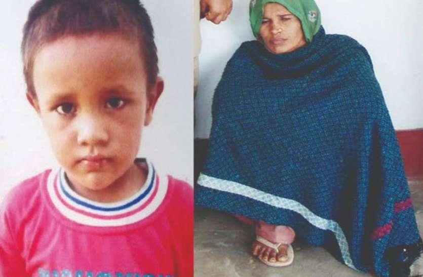 बच्चे का गला घोंट शव नहर में फेंकने वाली ताई को उम्र कैद
