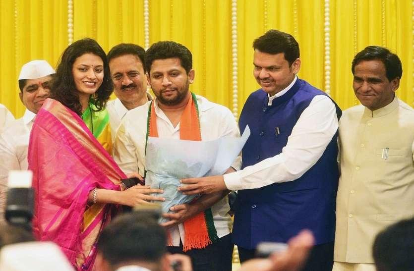 लोकसभा चुनाव से पहले महाराष्ट्र में कांग्रेस को झटका