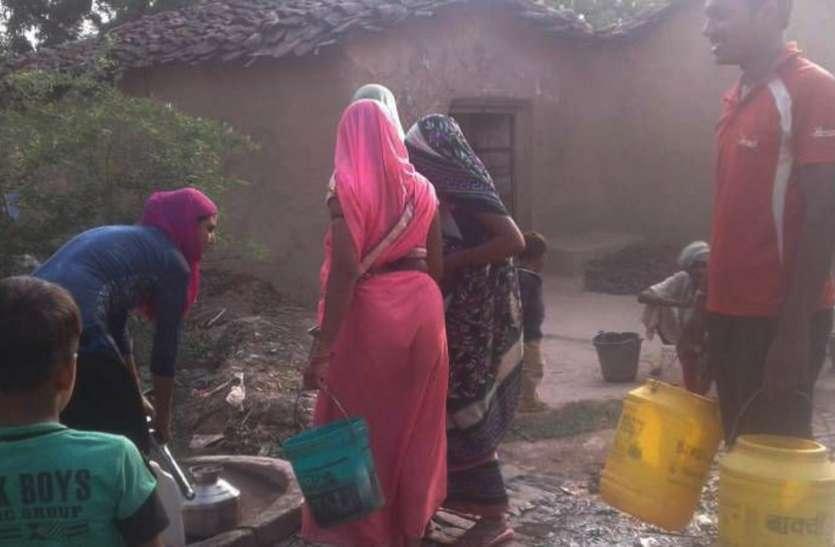 गांवों में पेयजल को लेकर मचेगा हाहाकार, क्रिटिकल जोन में कई गांव