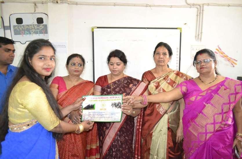 Photo Gallery: छात्राओं की प्रतिभा ने दिलाया सम्मान...