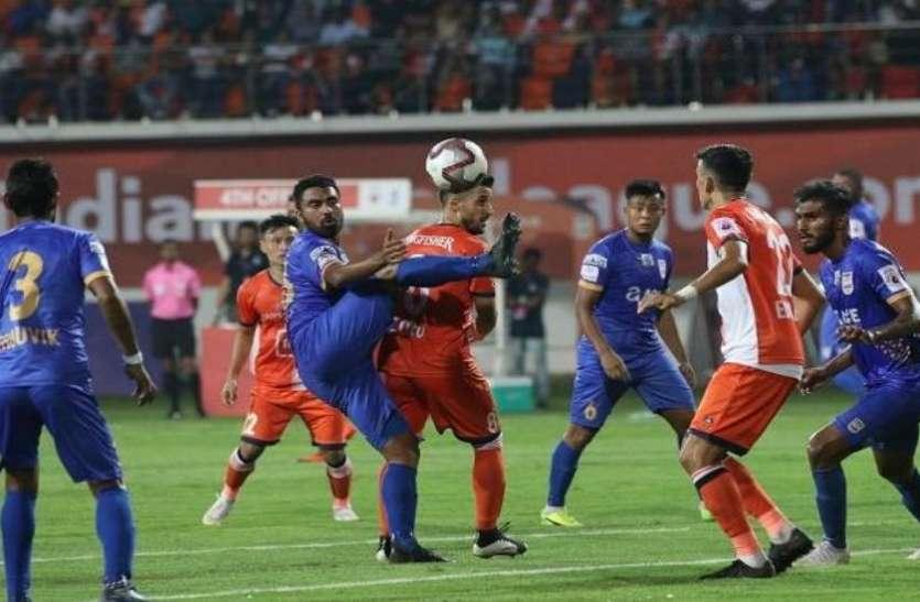 ISL-5: जीत के बाद भी मुंबई को नहीं मिला फाइनल की टिकट, ट्रॉफी के लिए रविवार को गोवा-बेंगलुरु के बीच भिड़ंत