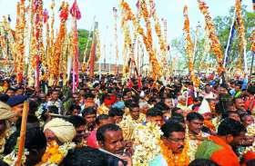 कोंडागांव में ऐतिहासिक मेला शुरू, दिखेगा आस्था और संस्कृति का विभिन्न रंग