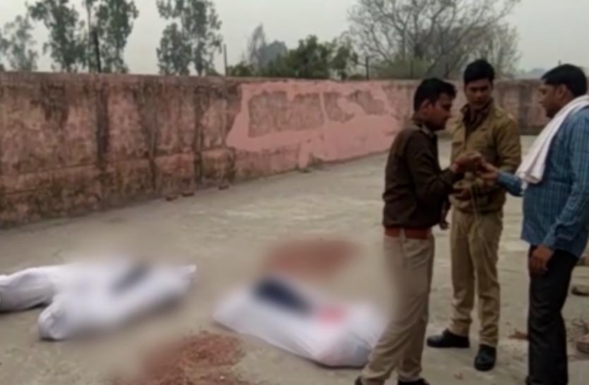 खेत में तीन युवक कर रहे थे ऐसा काम कि अचानक हो गई मौत, देखें वीडियो