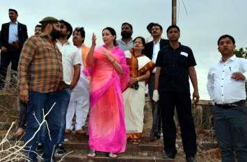 रामगढ़ जयपुर की लाइफ लाइन, इसका पुनरुद्धार सबसे ज्यादा आवश्यक : दीया