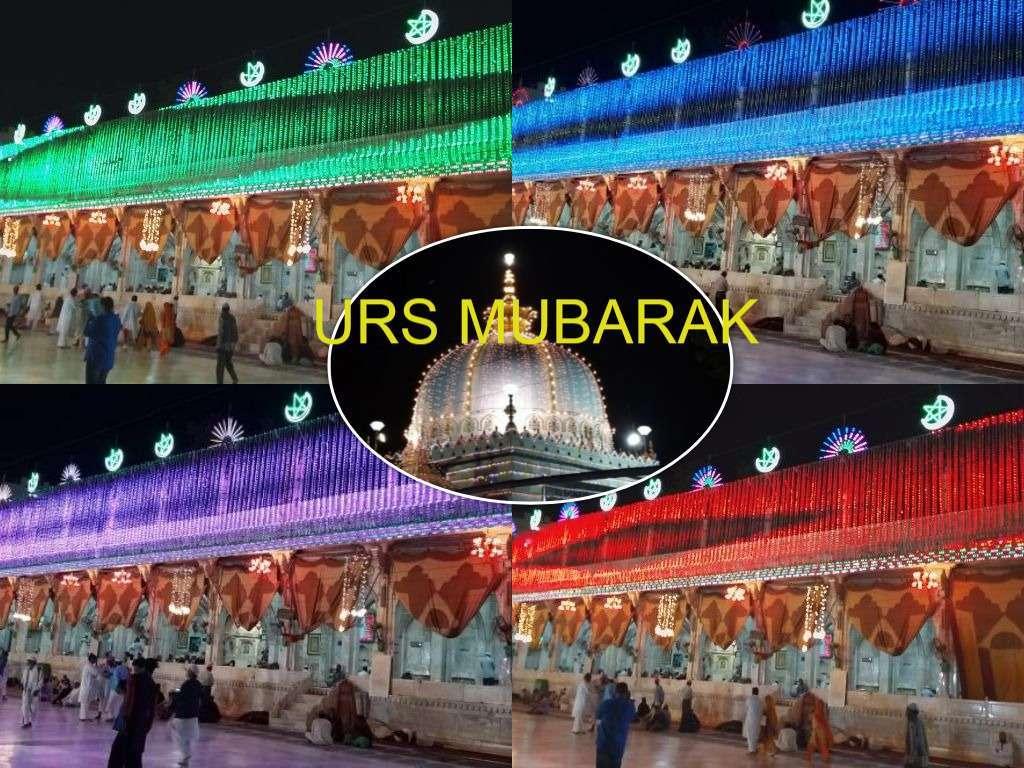 beautiful pics of dargah in urs