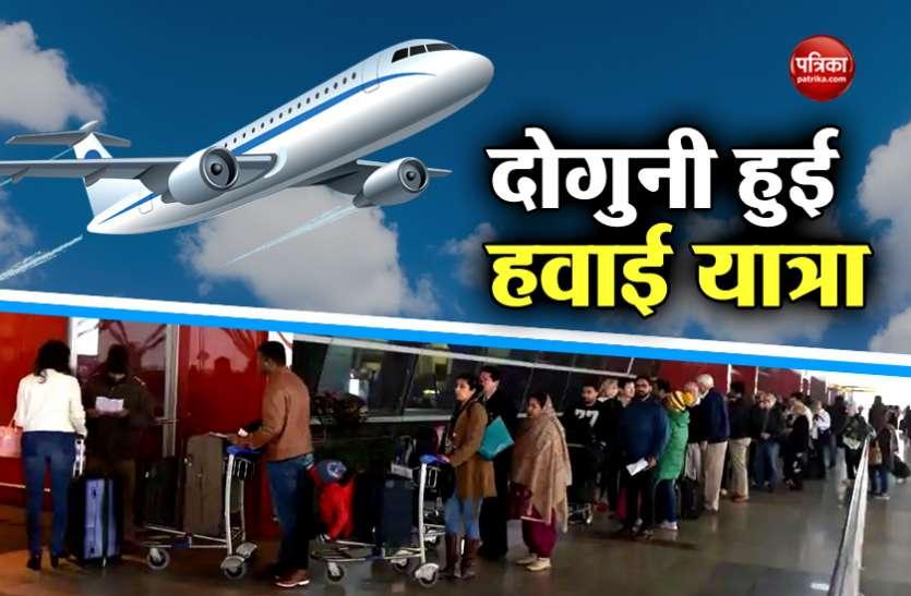 बोइंग का दिखने लगा भारत में असर, हवाई यात्रा के दाम हुए दोगुने