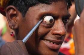 pics : दमा दम मस्त कलंदर  ..........इनके कारनामे देख आप भी दबा  लेंगे दांतो तले उँगलियाँ