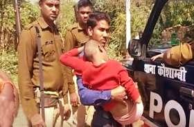 काली मंदिर में मासूम की बलि देने जा रहे साधु की ग्रामीणों ने की पीट-पीटकर हत्या