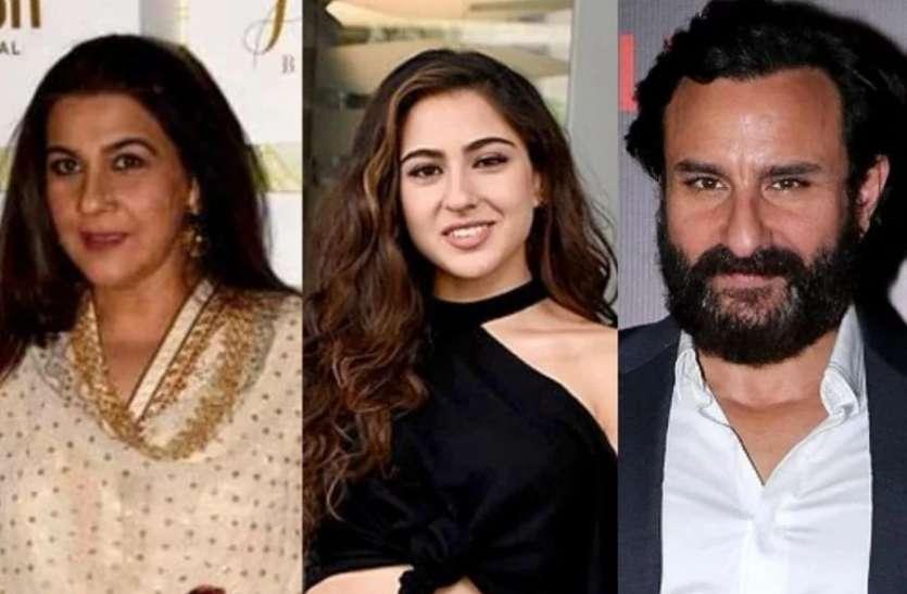 Sara Ali Khan Reveals About Saif Ali Khan Amrita Singh Last ...