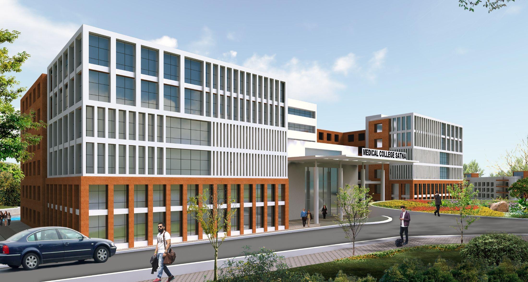 ऐसा दिखेगा सतना का मेडिकल कॉलेज, पहली बार दिखा डिजाइन