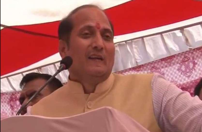 राम मंदिर मुद्दे पर मंत्री सुरेश राणा का बयान- देखें वीडियो
