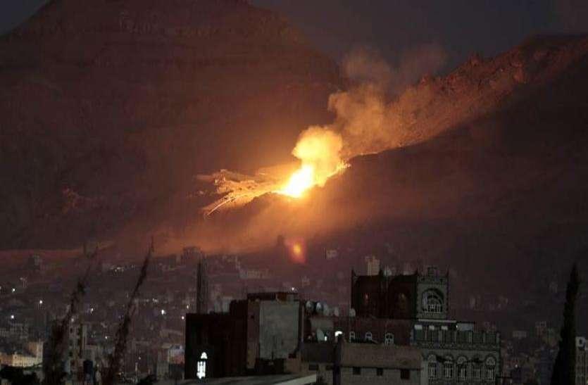 अमरीका: राष्ट्रपति डोनाल्ड ट्रंप को झटका, सेनेट ने पास किया यमन में हवाई हमले बंद करने का प्रस्ताव