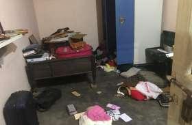 भाजयुमो मंडल महामंत्री के घर आधी रात चोरों का धावा, 2 लाख नकद और 8 लाख के ले उड़े जेवर