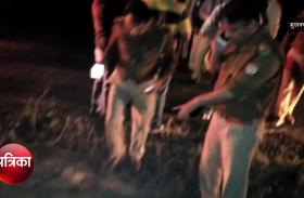पुलिस और बदमाशों के बीच चली गोलियां, एक गिरफ्तार, देखें वीडियो