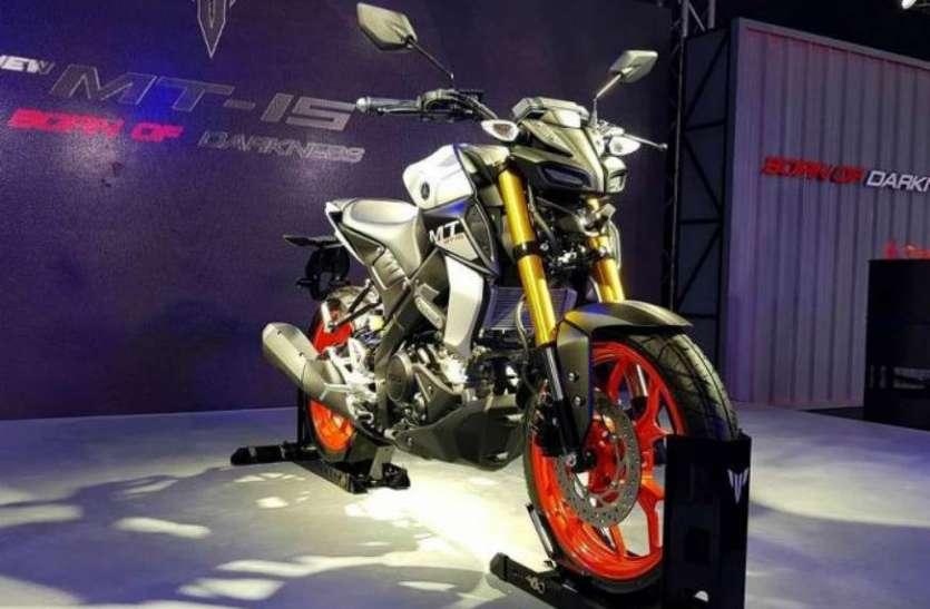 KTM को टक्कर देने आ रही है Yamaha MT-15, आज होगी लॉन्च