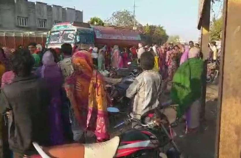 VIDEO: श्रमिकों का लगा मेला