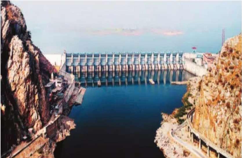 जल संकट की आहट: बीसलपुर में खत्म होने लगा पानी, दिखने लगा टापू