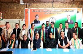 नागालैंड में 21 पूर्व कांग्रेसी नेताओं ने की घर वापसी