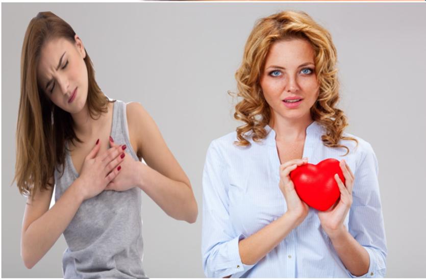 युवाओं को हो रहा दिल की बीमारियों का खतरा, खुद को ऐसे रखें हैल्दी