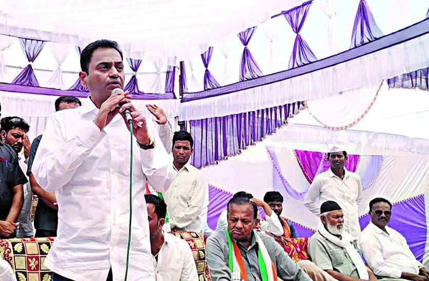 'हम आगे ले जाएंगे जिले में विकास की लहर को'
