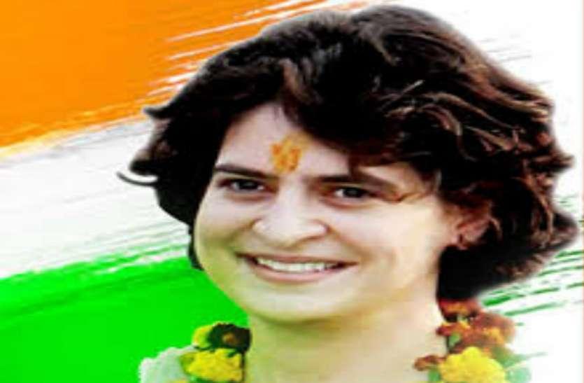 पश्चिमी यूपी से कांग्रेस करेगी 2022 चुनाव अभियान का आगाज, प्रियंका कांग्रेस की सबसे बड़ी क्राउड पुलर