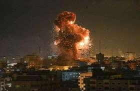इजराइल और हमास में भड़का संघर्ष, गाजा पट्टी पर हवाई हमला, देखें तस्वीरें