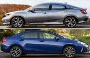 Honda Civic और Toyota Coralla में कौन है ज्यादा धाकड़, जानें पूरा रिव्यू