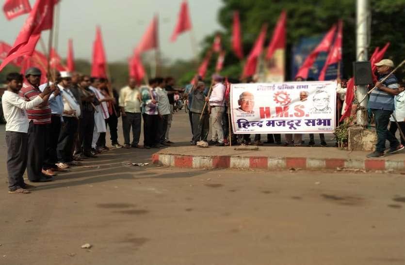 केंद्रीय मंत्री की घोषणा के बाद भी बीएसपी गैस हादसे में अनुकंपा नियुक्ति नहीं